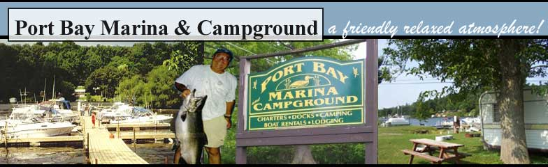 Port Bay Marina & Campground